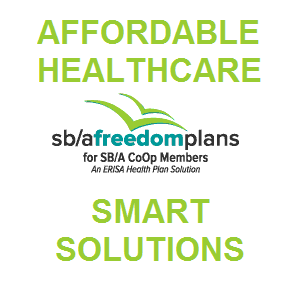 The SBA Freedom Protect Plans provide a great solution for Employers to attract and retain valuable employees with a robust medical benefits program. The SBA Freedom Protect Plans are implemented on a contributory or non-contributory basis, and fit easily into your 125 cafeteria plan to pay for certain benefits on a pre-tax basis. If annual coverage needs are expected to exceed The SBA Freedom Protect Plans' annual limitations, employees should consider additional industry available options. SBA Freedom Protect is a partially self-funded health care coverage program regulated by ERISA which is the Federal Law that sets the standards for over 60% of employer established health care plans in private and public sector industry.